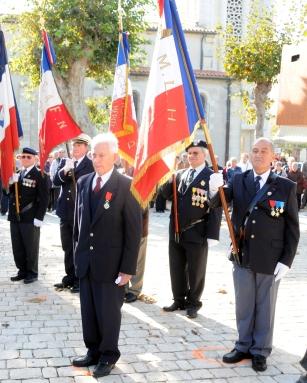 Remise de la Légion d' Honneur à Mr CHAILLAT Pierre