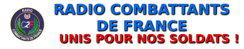 RADIO COMBATTANT DE FRANCE  RC2F